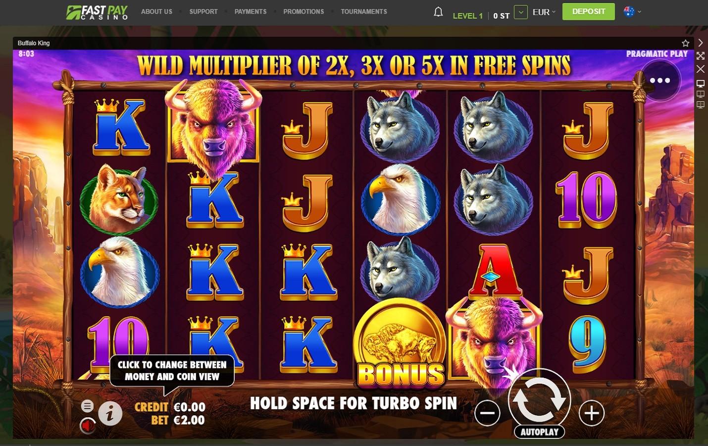 Fastpay_casino_pokie_hottop_casino