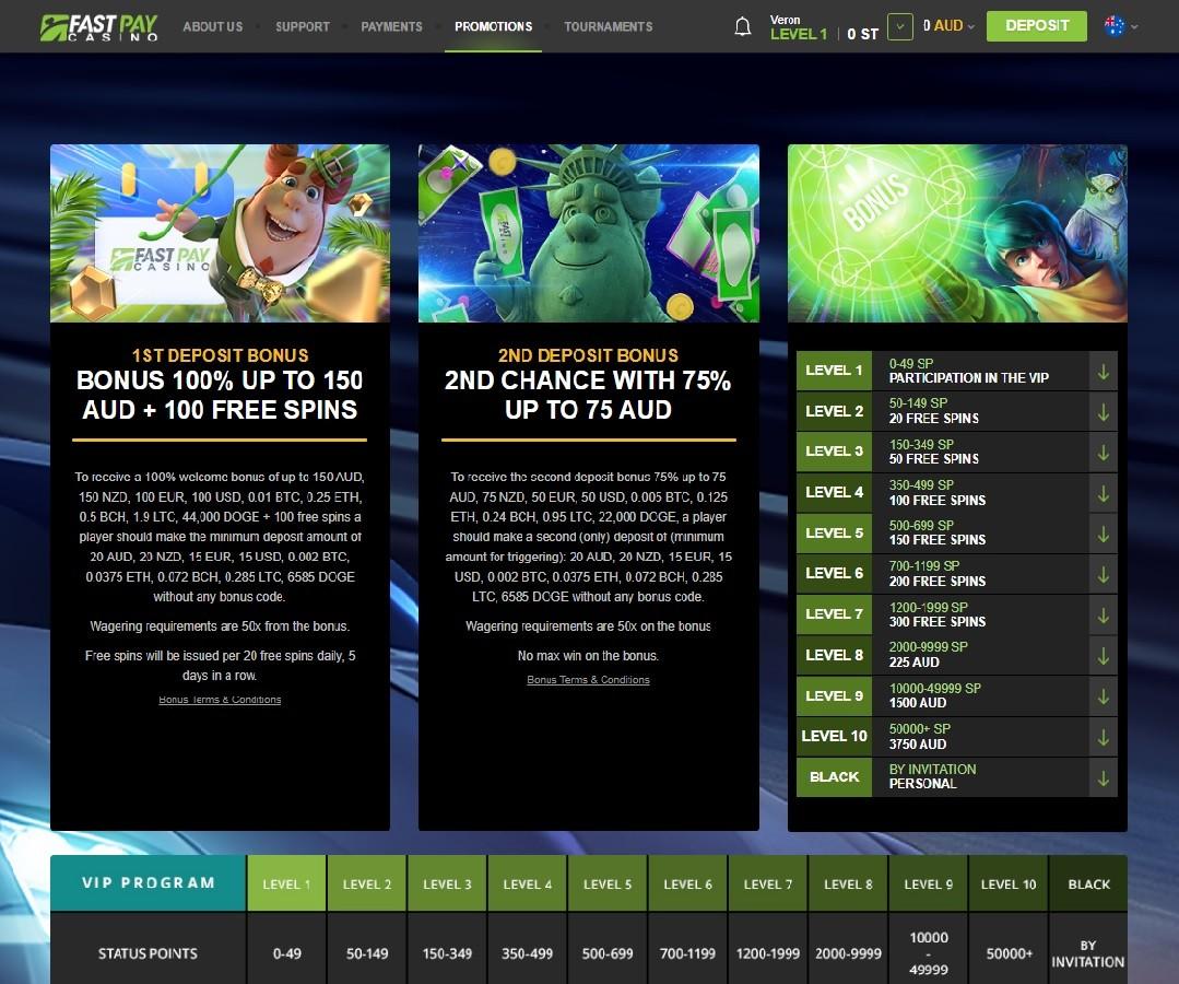 Fastpay_casino_bonus_hottop