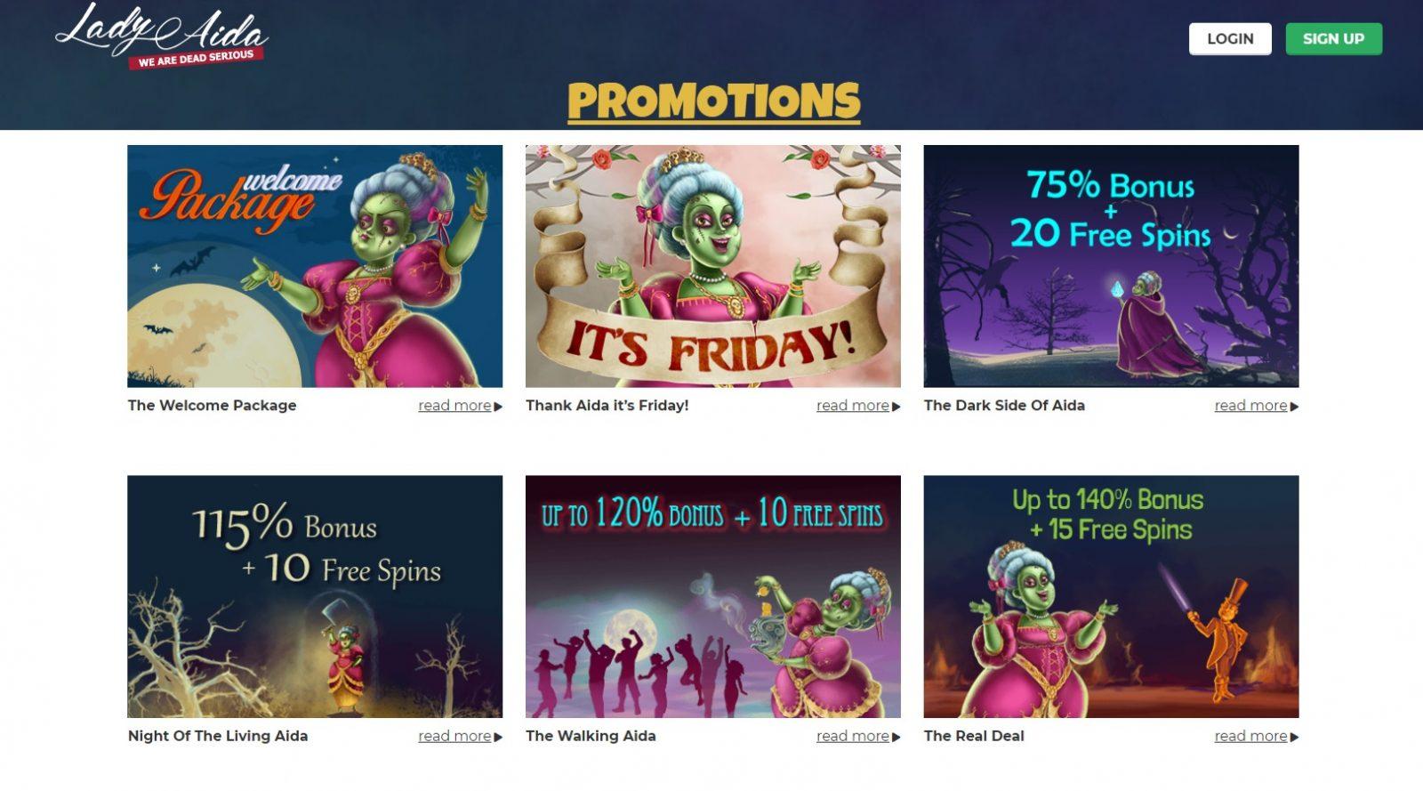 Lady_Aida_hottop_casino_promo_bonus