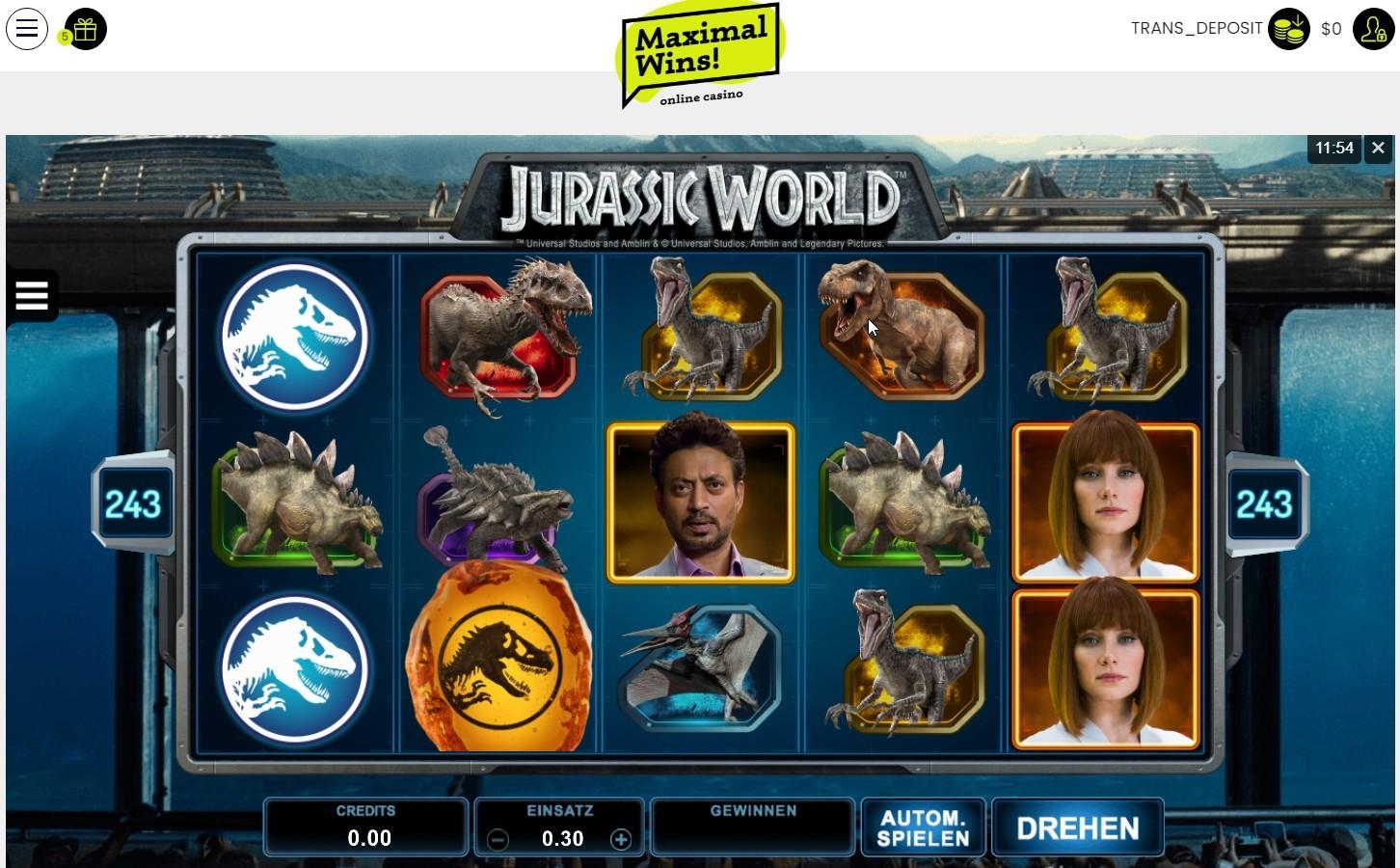 maximalWins_hottop_casino_Jurassic_Park